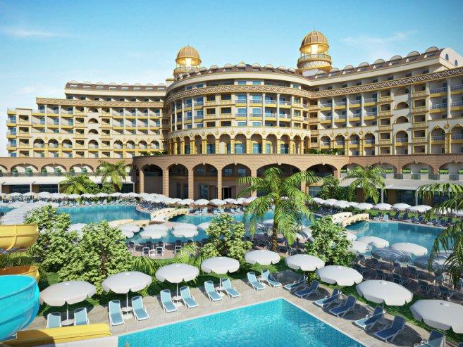 Новые отели Турции Kirman