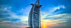 Дубай Отель Бурдж Аль Араб