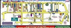 Карта Паттайи Отели